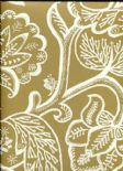 Celia Birtwell Classics Jacobean Baroque CBW174 Wallpaper By Blendworth